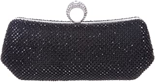 Polygon Knuckle Ring Purse And Clutch Bags For Women Evening Bag