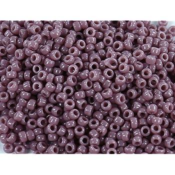 10g Opaque Lavender Purple TOHO Seed Beads Japanese 6//0-52