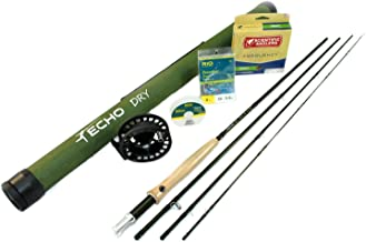 Best echo dry fly rod Reviews
