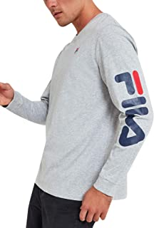 Fila Classic Men's Long Sleeve Tee