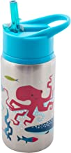 Stephen Joseph SJ117580, Shark Stainless steel Water Bottles, 18 Oz