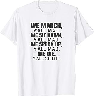 Can't keep calm I have black a son black lives matter BLM T-Shirt