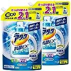 Attack抗菌EX 超透明啫喱 洗衣液 液体 替换装 1.6千克×2个