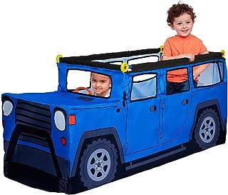 Antsy Pants Vehicle Kit   Active, Imagination, Build & Play   Fun for Kids & Parents   4x4 Sport Utility Vehicle