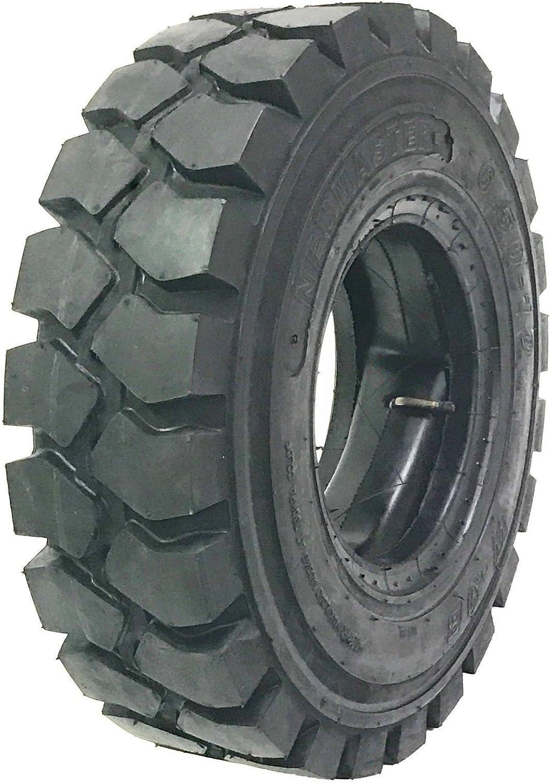 One Zeemax Heavy Duty 7.00-12 /12TT Forklift Tires w/Tube Flap R