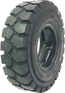 One Zeemax Heavy Duty 7.00-12 /12TT Forklift Tires w/Tube Flap Rim Guard