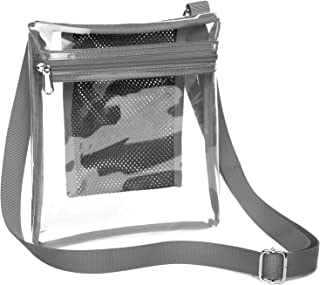 iSPECLE Clear Purse, Clear Bag Stadium Approved for BTS Concert, NFL PGA