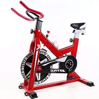 ?????? ??????? Spinning Bike Exercise Bike, Cardio Workout W/Belt Driven Flywheel Cycling Adjustable Handlebars Seat Adjus...
