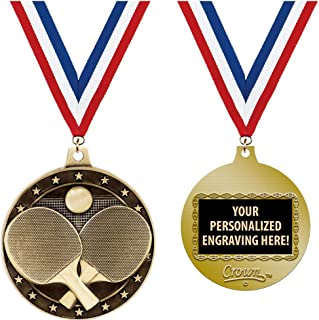 Ping Pong Medals, 2