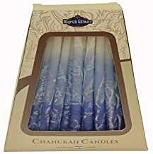 Classic Purple 7.5-Inch 2-Pack Majestic Giftware SC-CLT7-P Safed Taper Candle