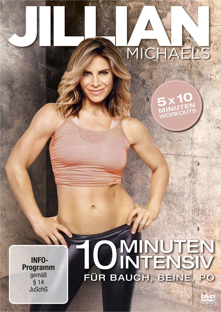 Jillian Michaels   20 Minuten Intensiv für Bauch, Beine, Po ...