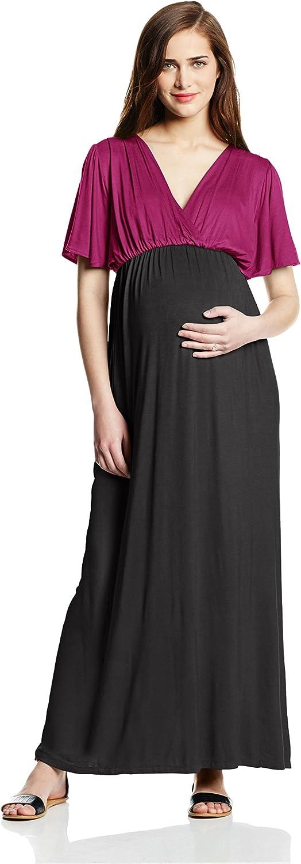 Everly Grey Women's Goddess Flutter Criss-Cross Sleeve Many Popular brand popular brands Ma V-Neck