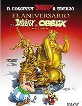 El aniversario de Asterix y Obelix / The Anniversary of Asterix and Obelix: El libro de oro / The Golden Book (Spanish Edition)
