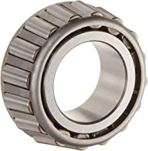 Timken 25877 Tapered Roller Bearing Inner Race Assembly Cone, Steel, Inch, 1.3750