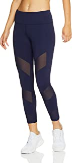 Lorna Jane Women's Cecile Core A/B Tight, Blue(Ink)