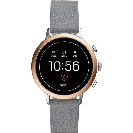 [フォッシル] 腕時計 タッチスクリーンスマートウォッチ FTW6016J レディース 正規輸入品 グレー