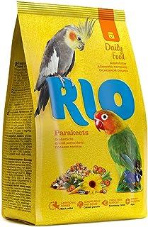 RIO Podszewka pojedyncza dla dużych papużek, 500 g