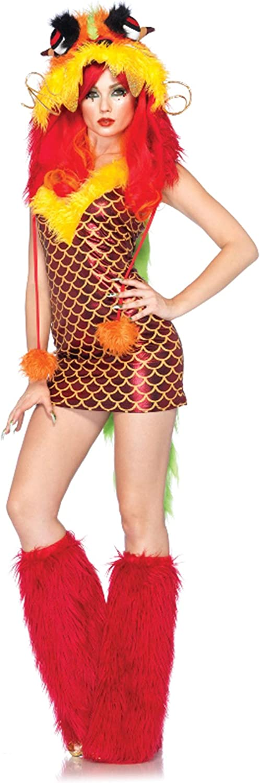 punto de venta Generique Generique Generique - Disfraz dragón Mujer M L (42-44)  nuevo estilo