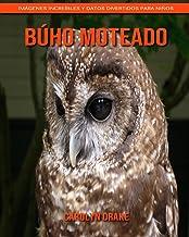 Búho moteado: Imágenes increíbles y datos divertidos para niños (Spanish Edition)