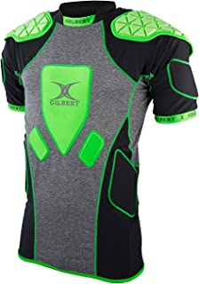 gilbert rugby shoulder pads