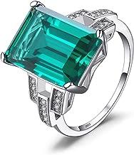 statement mens emerald rings