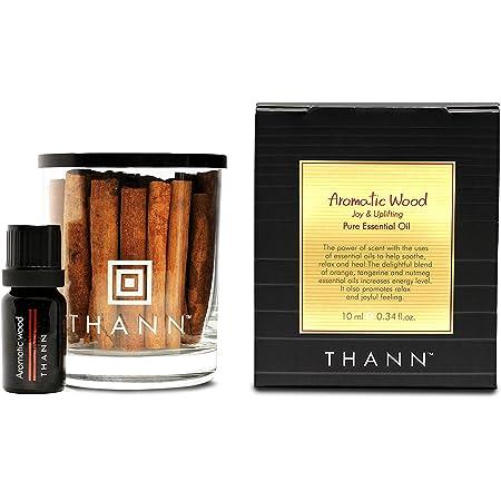 タン(THANN) タン エッセンシャルオイルAW(Aromatic Wood) 10ml アロマティックウッド 10ミリリットル (x 1)