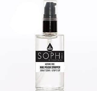 Best sophi nail polish remover Reviews