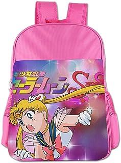 Sailor Moon Girls Children's Bags Kid School Bag Boy Girl Backpack