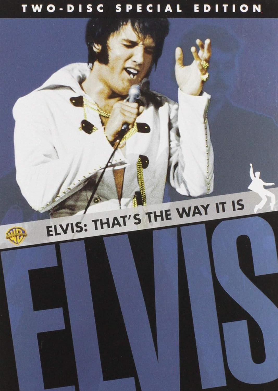 Elegant Elvis: That's the overseas It Is Way