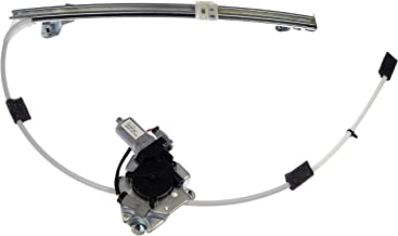 Dorman 748-569 Rear Driver Side Power Window Regulator and Motor Assembly for Select Jeep Models