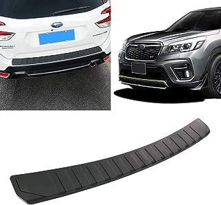 Toryea Rear Bumper Protector Guard Accessory Trim Cover Fit Subaru Forester 2019