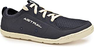 Astral Women's Loyak Everyday Outdoor Minimalist Sneakers, Lightweight and Flexible, Made for Water, Casual, Travel, and Boat