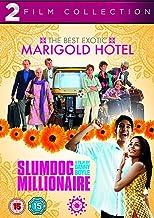 Best Exotic Marigold Hotel / Slumdog Millionaire (2 Dvd) [Edizione: Regno Unito] [Italia]