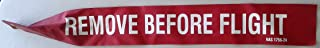 24 inch Remove Before Flight Streamer Military Spec, NAS1756-24, Airplane Motorcycle Gift Tool