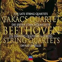 Beethoven: Late Quartets