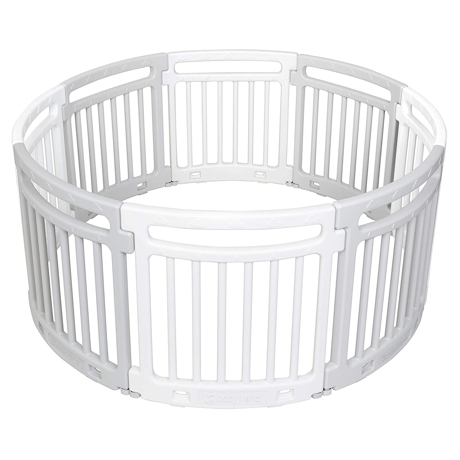 Baby Trend Circular Baby and Toddler Playpen