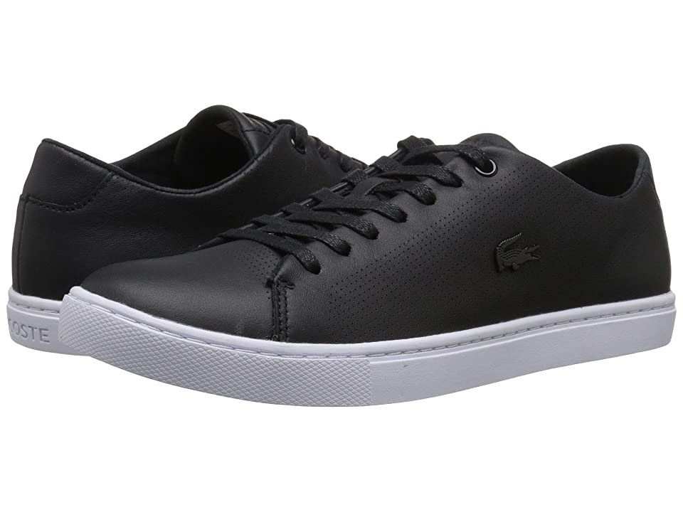 Lacoste Showcourt Lace 116 1 (Black) Women