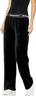 Dickies Girl Women's Logo Band Velour Pants
