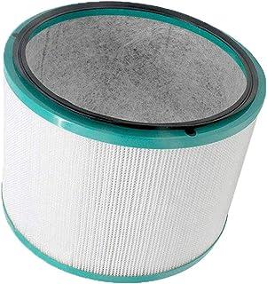 Filtro HEPA de repuesto compatible con Dyson Pure Cool HP03 y DP01, purificador de aire de oficina y ventilador limpiador Dyson HP02 Pure Hot + Cool Link