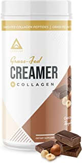 Grass Fed Keto Creamer - Grass Fed Butter - Grass Fed Collagen - Grass Fed Whey - Pure C8 MCT Oil - The Perfect Keto Bomb ...
