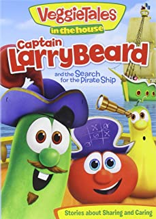Captain Larrybeard and the Search for the Pirate Ship