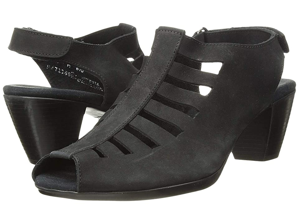 310d448869c4 Munro Abby (Black Nubuck) Women s Shoes