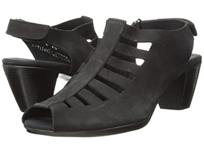 Munro Abby (Black Nubuck) Women