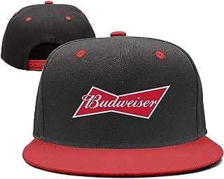 Adjustable Budweiser-Budvar-Beer-Logo- Baseball Hat Dad Designer Cap