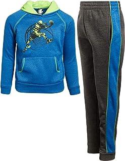 ست دویدن و دو قطعه Athletic Fleece Jogger Pro Athlete Boys (Toddler and Little Boys)