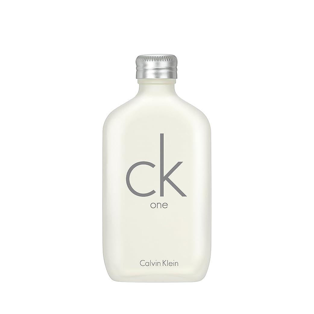 クモ巨大敬なカルバンクライン CK-one オーデトワレ 100ml