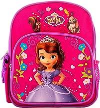 sofia the first book bag