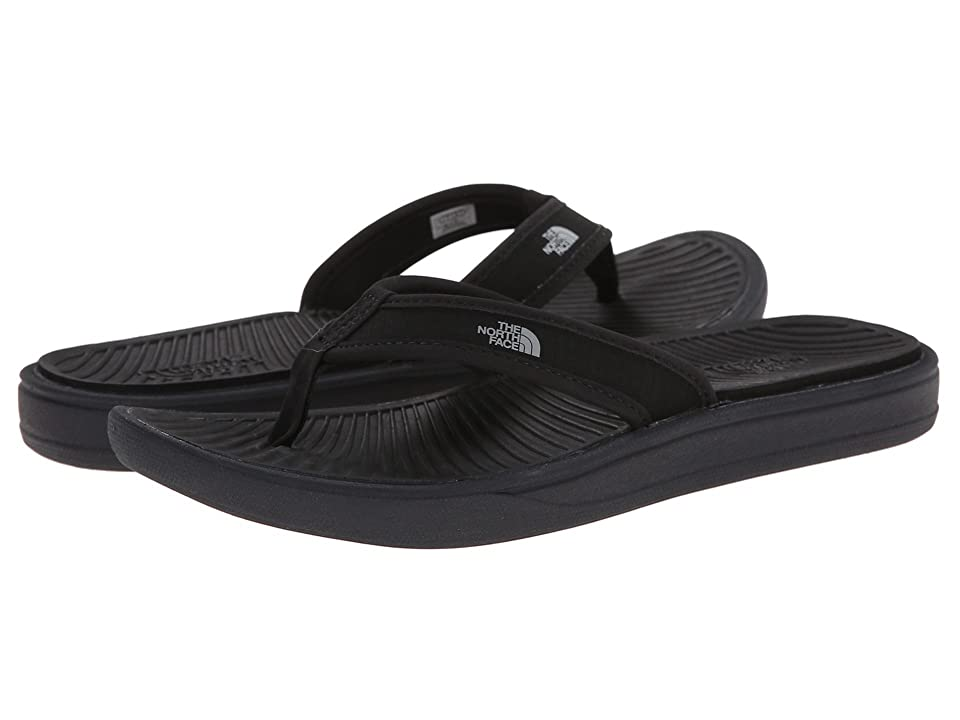 The North Face Base Camp Lite Flip-Flop (TNF Black/Griffin Grey) Women