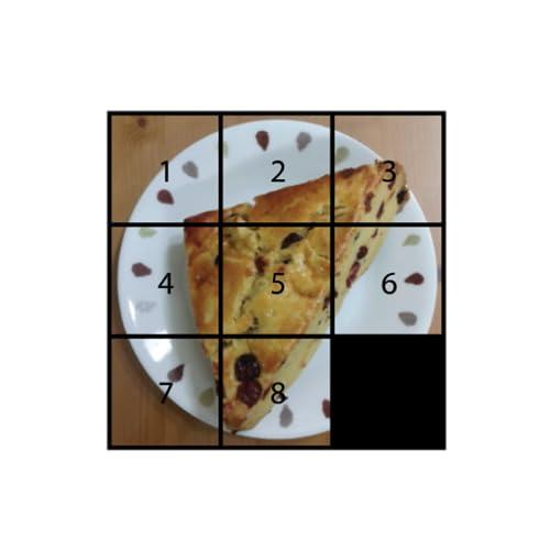 Slide Puzzle Pro - puzzle scorrevole e in forma in centro piazza