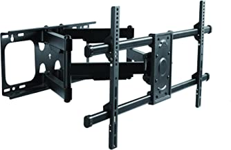 Sponsored Ad - Elite Mount - Heavy Duty Dual Arm Articulating TV Wall Mount Bracket for Sharp LC-90LE745 90-inch 1080p 120...